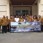 Kunjungan Dinas Kearsipan dan Perpustakaan Kabupaten Boyolali